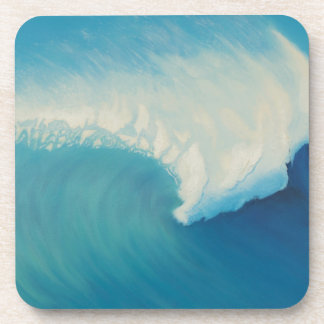 Surfs up. beverage coaster