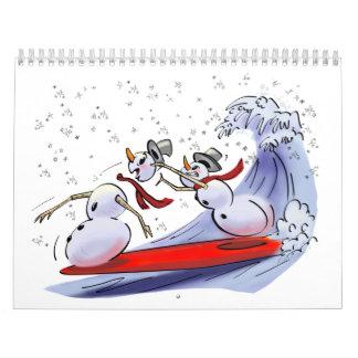 sUrF'S Up CaRtOOn Calendar