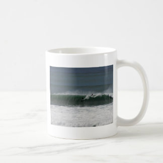 Surf's up! coffee mug