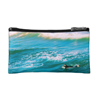 Surf's Up Cosmetics Bag