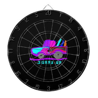 Surfs Up Dart Board