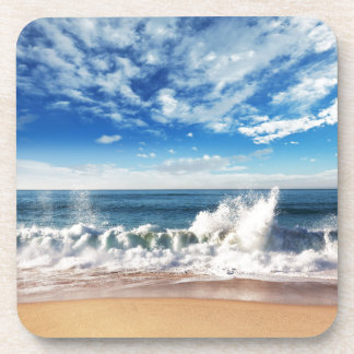SURFS UP DRINK COASTER
