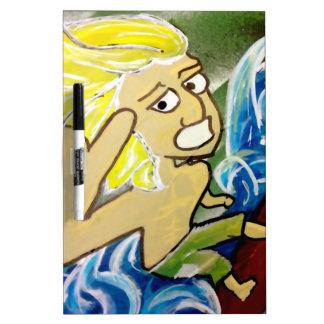 Surfs up Dry-Erase whiteboards