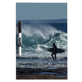 Surfs Up Dry Erase Whiteboards