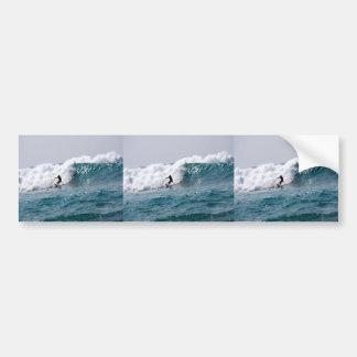 Surf's Up in Hawaii! Bumper Sticker