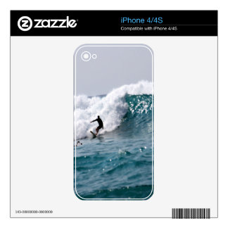 Surf's Up in Hawaii! Decal For The iPhone 4