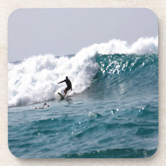 Surf's Up in Hawaii! Drink Coaster