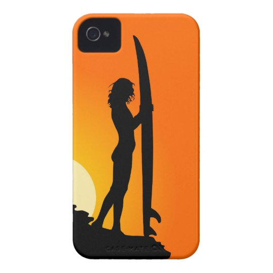 Surf's Up iPhone 4/4S Case