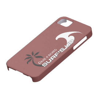 Surf's Up iPhone 5/5S, Barely There iPhone SE/5/5s Case