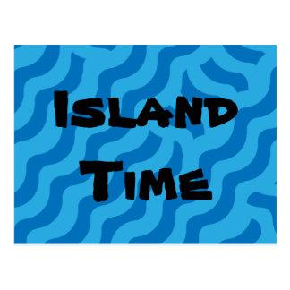 Surf's Up - Island Time Postcard