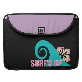 "Surf's Up Macbook Pro 15"" Sleeve"