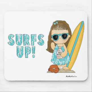 Surfs Up! Mouse Pad