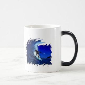 Surfs up! mugs