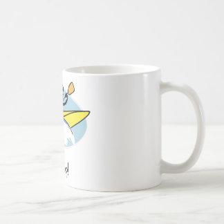 """""""Surf's Up!"""" Mug"""