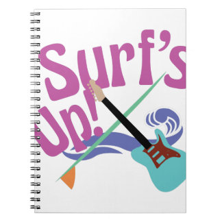 Surf's Up! Notebook