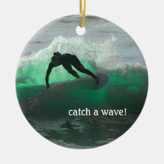 Surf's up! ornaments