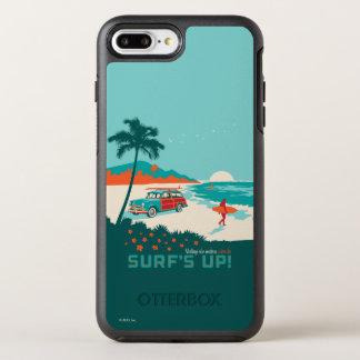 Surf's Up OtterBox Symmetry iPhone 8 Plus/7 Plus Case
