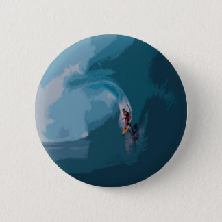 SURFS UP PINBACK BUTTON
