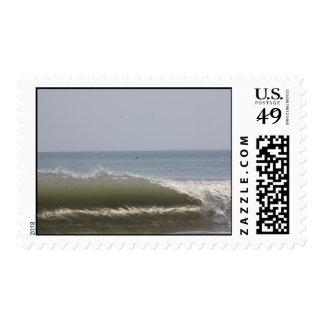 Surf's Up! Postage Stamp