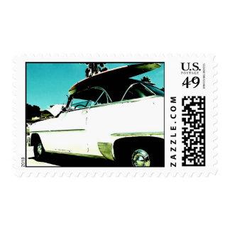 Surf's Up Postage Stamp