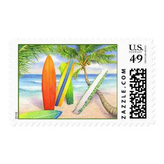 Surf's Up! Stamp