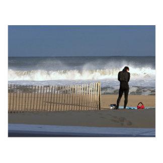 """""""Surf's Up"""" Postcard"""