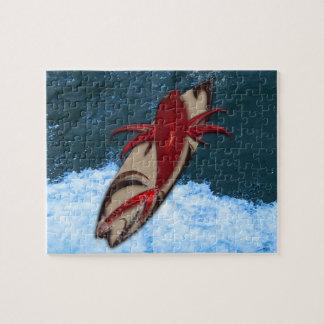 Surf's Up Puzzle