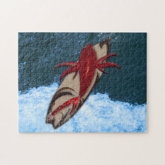 Surf's Up Jigsaw Puzzle