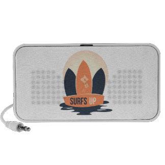Surfs Up Mini Speaker
