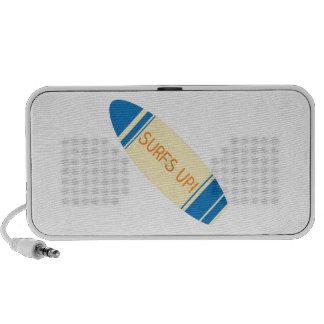 Surfs Up! iPhone Speakers