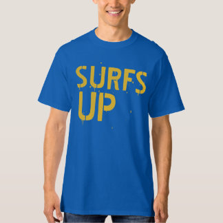 Surfs Up Surfer Dude Shirt