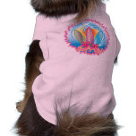 Surf's Up - Surfer Girl Dog Tee Shirt