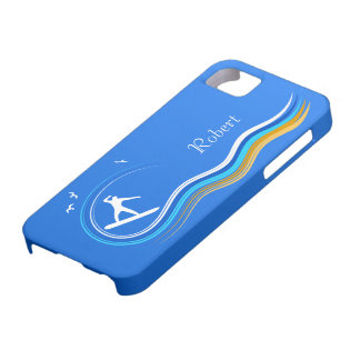 Surf's Up Surfer Surfing iPhone 5 Case Cover iPhone 5/5S Cover
