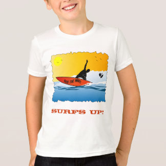 Surf's Up Surfing T-Shirt