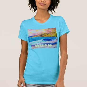 Beach Themed Surf's Up T-Shirt