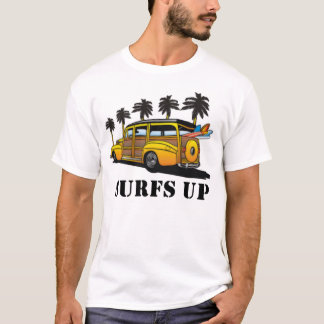 surfs up T-Shirt