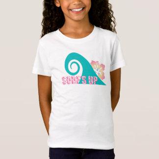 Surf's Up T-Shirt Girls