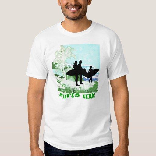 Surf's Up! Tee Shirts