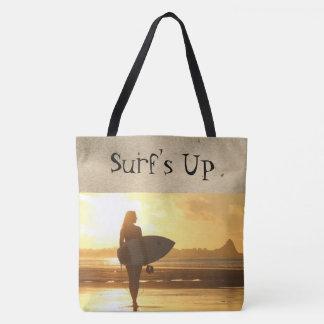 Surf's Up Tote Bag