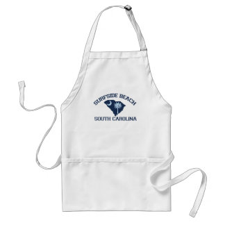 Surfside Beach. Adult Apron