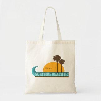 Surfside Beach Tote Bag
