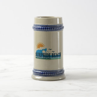 Surfside Beach. Beer Stein