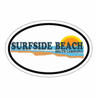 Surfside Beach. Cutout