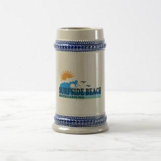 Surfside Beach. Coffee Mugs