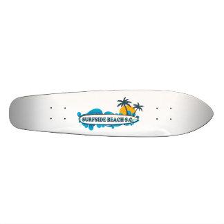 Surfside Beach. Skate Boards