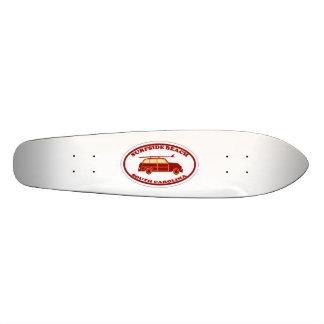 Surfside Beach. Skateboards