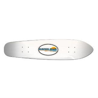 Surfside Beach. Skateboard Deck