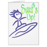 ¡SurfsUp! Tarjeton