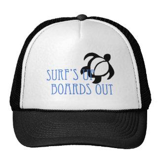 Surf'sUpBoardsOut.png Trucker Hat
