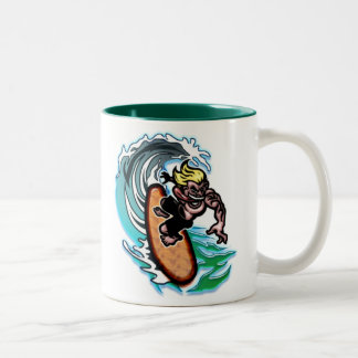 SurfsUpMUG Two-Tone Coffee Mug